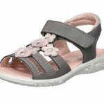 Ricosta Girls Sandals purple/pink 7