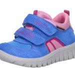 Superfit Girls Shoes blue 5.5