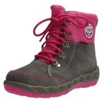 Superfit Girls Boots grey 5.5