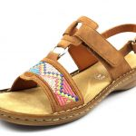 Rieker Sandals brown 9