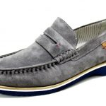 Sioux Slip-Ons grey